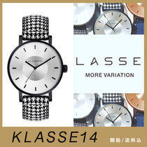 送関込【KLASSE14】SARTORIA PUPPY TOOTH | 42MM☆国内発送♪