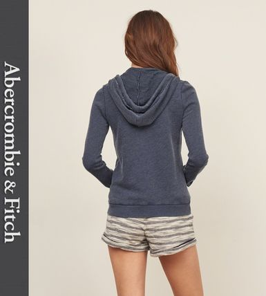 Abercrombie & Fitch パーカー・フーディ ★即発送★在庫あり★A&F★Embroidered Logo Graphic Hoodie★(4)