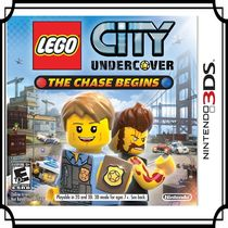 LEGO(レゴ) ゲーム レゴ 3DS☆Lego City Undercover: The Chase Beginsゲームソフト