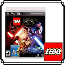 LEGO(レゴ) ゲーム レゴ PS3☆LEGO Star Wars The Force Awakens ゲームソフト