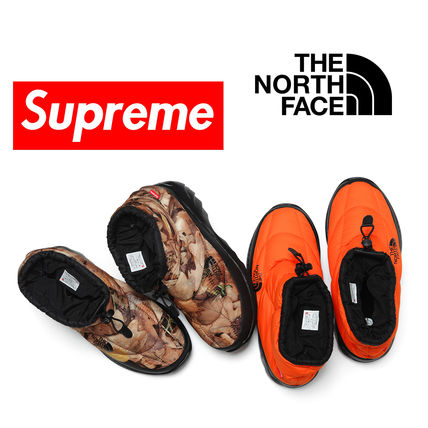 16AW Supreme×The North Face Nuptse Bootie コラボ