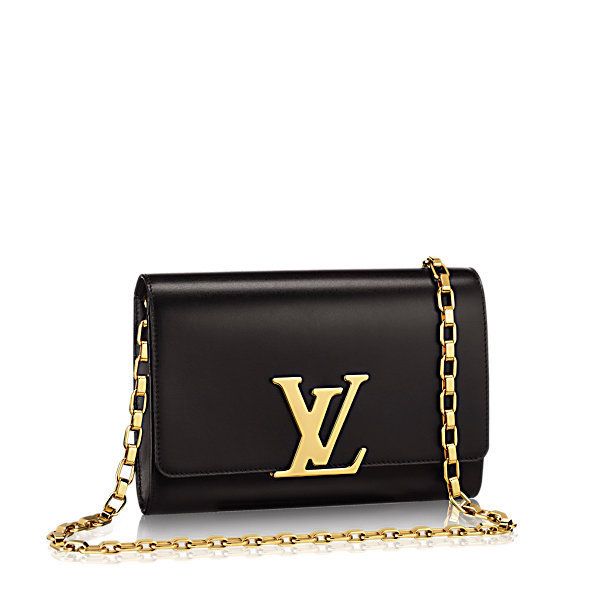 """★【Louis Vuitton】日本完売!Chain """"Louise GM""""Soft Leather★"""