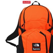 コラボ☆Supreme(シュプリーム) x TNF POCONO BACKPACK/ORANGE