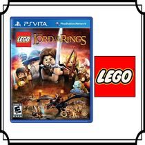 LEGO(レゴ) ゲーム レゴ PS Vita☆LEGO Lord of the Rings ゲームソフト 国内発送!