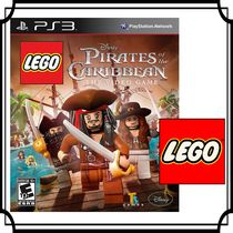 LEGO(レゴ) ゲーム レゴ PS3☆LEGO Pirates of the Caribbean ゲームソフト国内発送