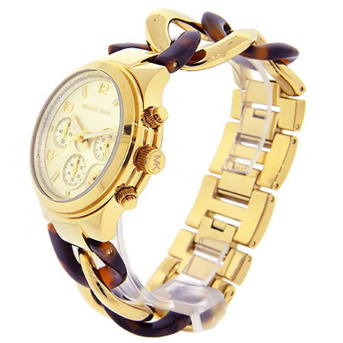 ★在庫すぐ発送★Michael Kors Chain Link Ladies Watch MK4222