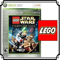 LEGO(レゴ) ゲーム レゴ Xbox 360☆LEGO Star Wars: The Complete Saga国内発送!
