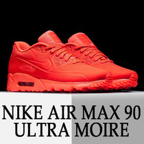 ラストチャンス!NIKE Air Max 90 Ultra Moire Crimson