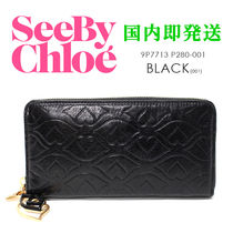 SEE BY CHLOE/シーバイクロエ #9P7713-P280 BISOU 長財布