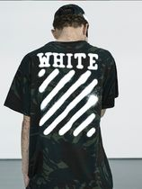 【即発送】OFF-WHITE MATCHES FASHION EXCLUSIVE T-SHIRT