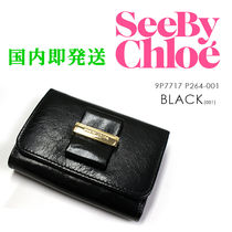 SEE BY CHLOE/シーバイクロエ #9P7717-P264 コンパクト財布