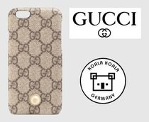 GUCCI★グッチ iPhone6 ケース!with pearl stud
