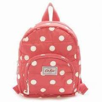Cath Kidston 564304 Button Spot Quilted リュック【人気】