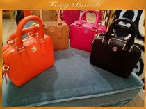 超可愛いクロスボディTORY BURCH LANDON SHRUNKEN BOXY SATCHEL