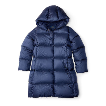 【Ralph Lauren】 QUILTED DOWN COAT 女の子用 全3色