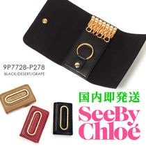 SEE BY CHLOE/シーバイクロエ #9P7728-P278 キーケース
