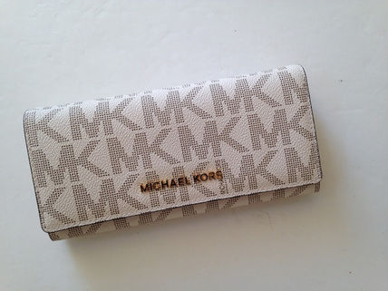 Michael Kors 長財布 即発! Michael Kors★11月新作★JET SET TRAVEL CARRYALL 長財布(8)
