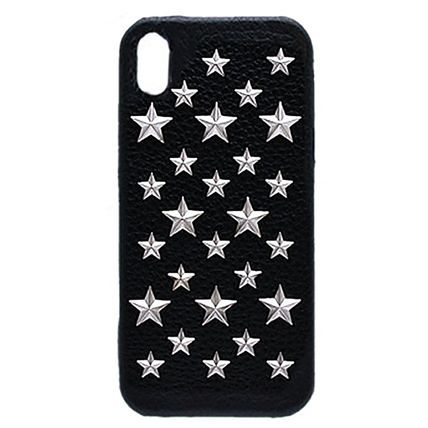 enchanted LA スマホケース・テックアクセサリー iPhone★超人気【enchanted.LA】BRILLIANT STAR STUDDED COVER(2)
