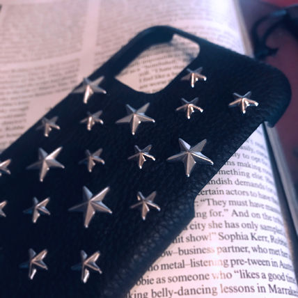 enchanted LA スマホケース・テックアクセサリー iPhone★超人気【enchanted.LA】BRILLIANT STAR STUDDED COVER(8)
