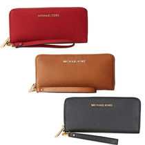 【即発◆3-5日着】MICHAEL KORS◆JET SET TRAVEL◆長財布◆