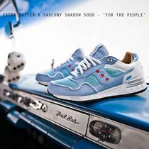 SAUCONY(サッカニー) スニーカー EXTRA BUTTER X SAUCONY SHADOW 5000 - 'FOR THE PEOPLE' レトロ