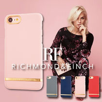 【日本総代理店】iPhone7/6s/5SE/RICHMOND&FINCH☆Satinサテン