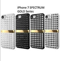 "LUX★iPhone7ケース★LUCIEN ""SPECTRUM GOLD SERIES""  4色展開"