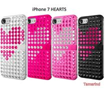 "LUXレアな★iPhone7ケース★LUCIEN  ""HEARTS 4色展開"""