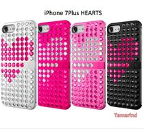 "LUXレアな★iPhone7Plusケース★LUCIEN  ""HEARTS 4色展開"""