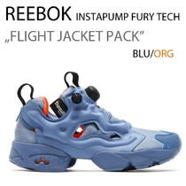 REEBOK INSTAPUMP FURY TECH BLU / FLIGHT JKT ポンプフューリー