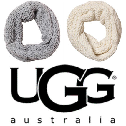 スヌード Sequoia Twisted Solid Knit Snood ☆ UGG