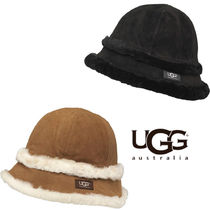 バケットハット Exposed Shearling City Bucket Hat ☆ UGG