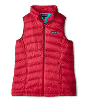 Patagonia 大人も着れる! Down Sweater Vest porfino pink