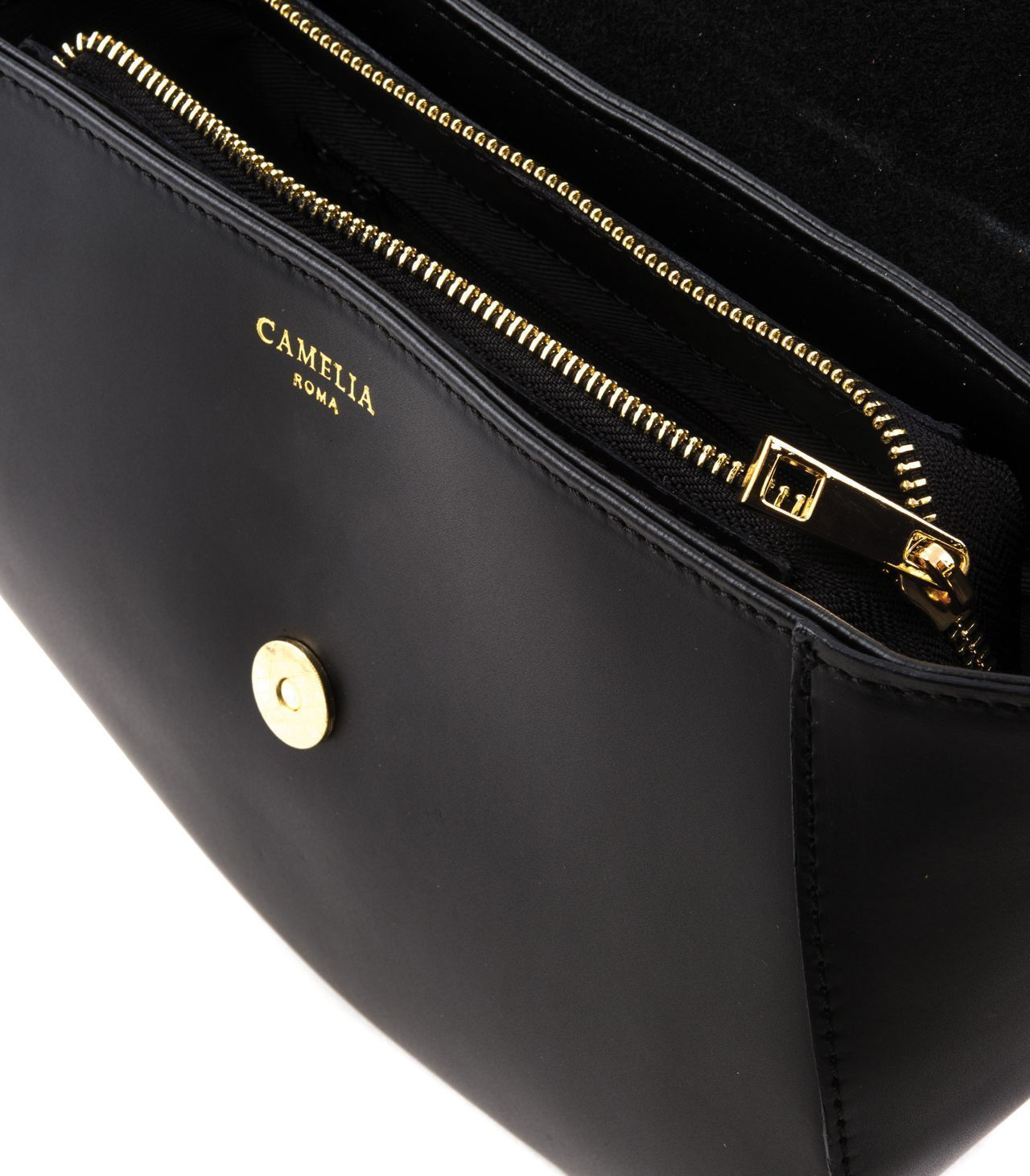 LEATHER CROSSBODY BAG 【TRACOLLA_0010】