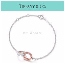 【Tiffany & Co】Tiffany1837 Double Interlocking Bracelet
