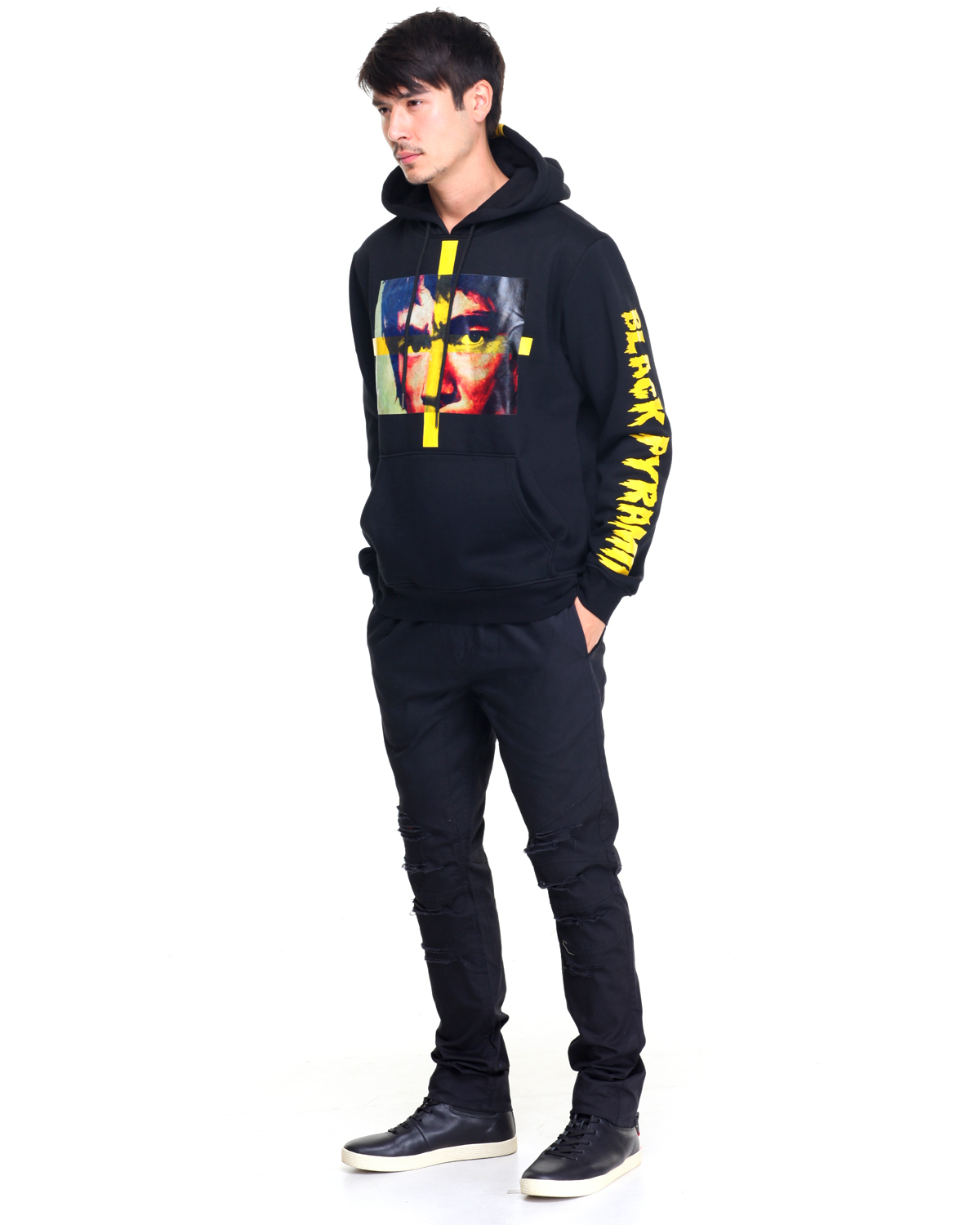 【Chris Brown愛用】☆16AW新作☆Lee Crosshairs Pullover