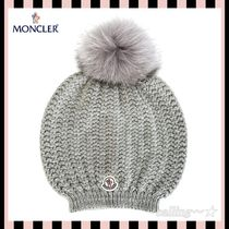 関税.送料込!!★MONCLER★Bobble Top Beanie