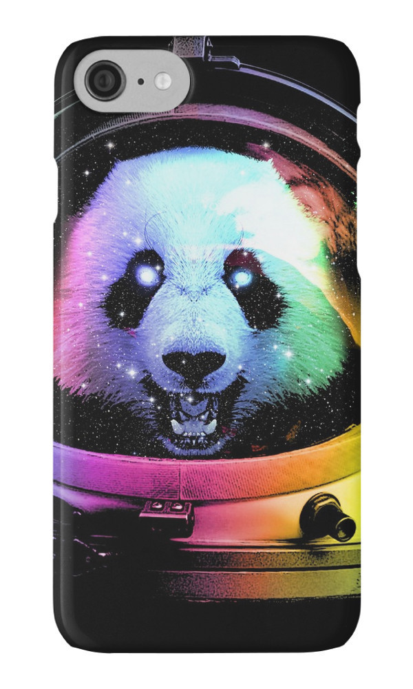 ☆RED BUBBLE Space animals iPhoneケース☆送関込