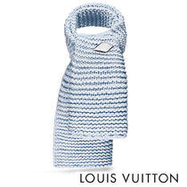 Louis vuitton*scarf Cosy Malletage マフラー 16/17AW