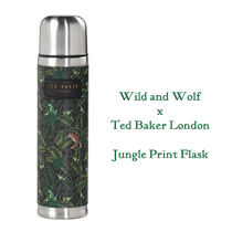 TED BAKER(テッドベイカー ) キッチン・クッキングその他 Wild and Wolf x Ted Baker London ジャングルプリントボトル