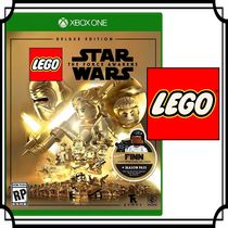 LEGO(レゴ) ゲーム レゴ Xbox ONE☆Star Wars The Force Awakens Deluxe Edition