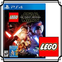 LEGO(レゴ) ゲーム レゴ PS4☆LEGO Star Wars The Force Awakens ゲームソフト