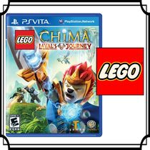 LEGO(レゴ) ゲーム レゴ PSVITA☆LEGO Legends of Chima Laval's Journey