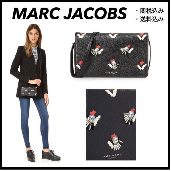 *SALE*【関税・送料込み】MARC JACOBS★Tulip Print Crossbody★