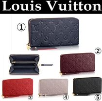 【Louis Vuitton】ルイヴィトン ジッピー・ウォレット   長財布