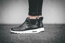 "★WMNS★[NIKE]AIR MAX THEA MID ""BLACK""【送料込】"