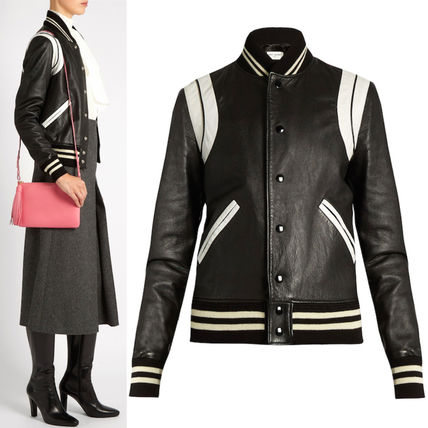 16-17 AW WSL 974 CLASSIC TEDDY JACKET IN LAMB LEATHER