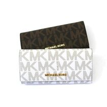 【即発◆3-5日着】MICHAEL KORS◆JET SET TRAVEL◆長財布
