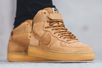最短1日 日本在庫有 NIKE AIR FORCE 1 FLAX WHEAT  関税送料込
