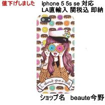 VALFRE 【セール】I DONUT GIVE A FUCK IPHONE 5 5S se CASE